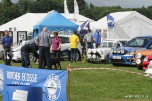 Border Ecosse at The Border Union Show
